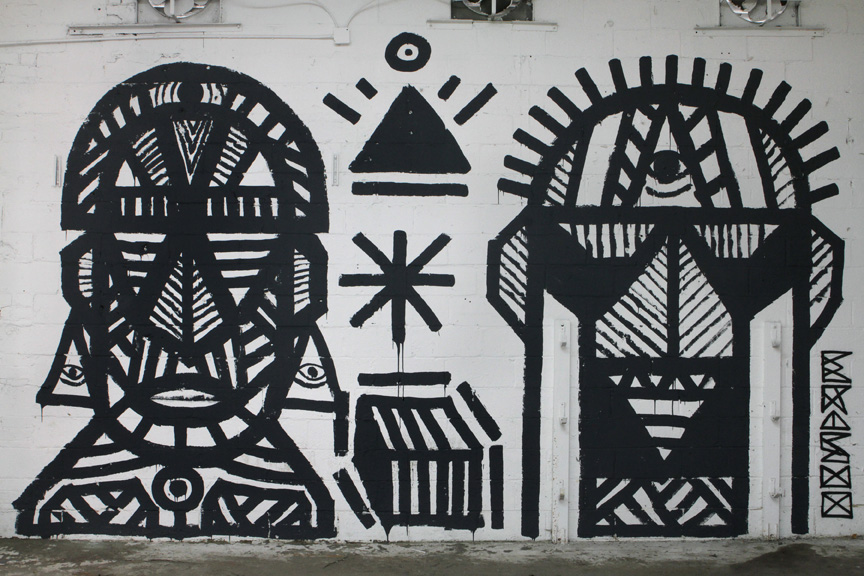 ERASMO, Dual Warrior Masks